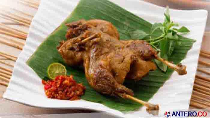 Resep Ayam Bakar Panggang Istimewa