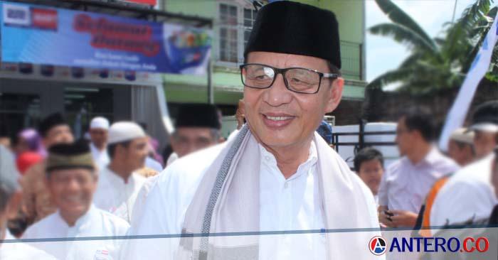 Gubernur Banten Pertanyaan Kemenkes Masalah Penolakan Kesehatan Gratis