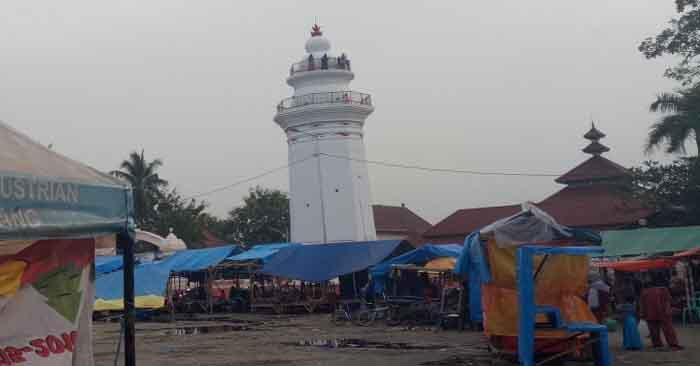 Pemerintah Kota Serang akan relokasi PKL di wilayah Banten Lama