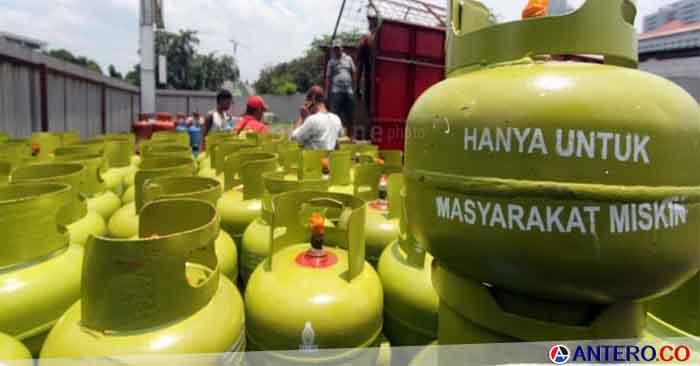 Polres Tangerang Bekuk 7 Orang Pengoplos Gas LPG